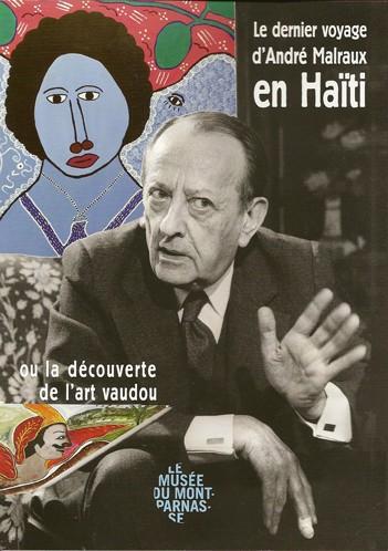 Exposition André Malraux et l'art vaudou haïtien, Musée du Montparnasse, été et automne 2009.jpg