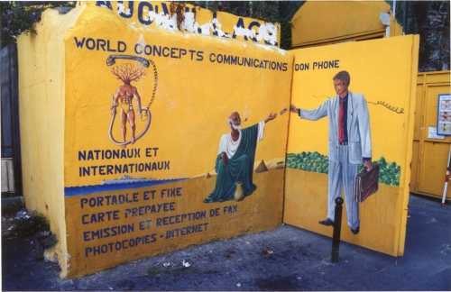 Y a bon phone, rue de flandres (à l'époque), 2003.jpg