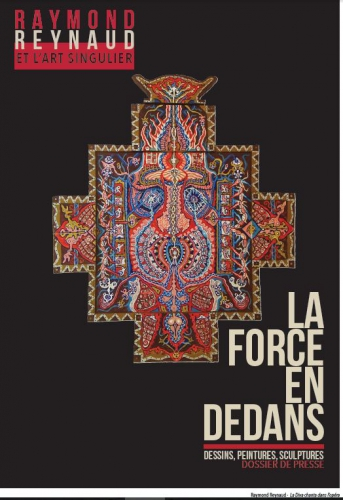 Affiche La force en dedans, expo Arles.JPG