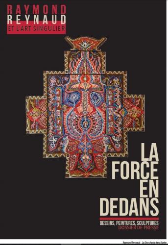 Affiche La force en dedans, expo Arles.JPG