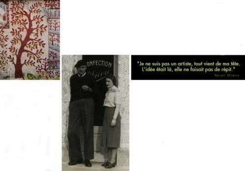 michel boudin,marie jakobowicz,jean estaque,guy grard,musée de la création franche,alexis lippstreu,madmusée,galerie christian berst,banditi dell'art,cinéma et arts populaires,mario andreoli,art brut italien,pierre-jean wurtz,denis lavaud, marcello cammi, mario andreoli, cinéma et arts populaires
