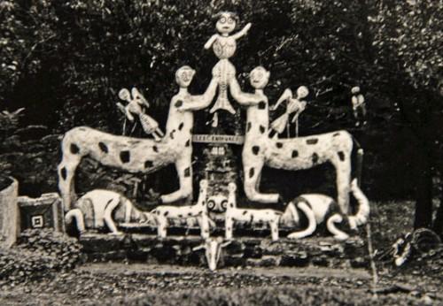 F.Châtelain,les centaures,ph.Roland Chelle, 1983.jpg