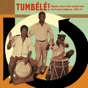Tumbele, couverture de la compil de Hugo Mendez sur les racines de la musique antillaise.jpg