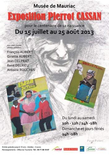 Affiche Cassan à Mauriac 2013.jpg