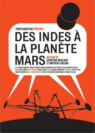 Affiche du film Des Indes à la planète Mars.jpg
