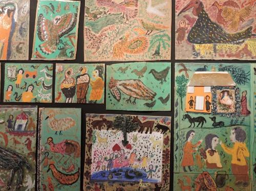 guyodo,art brut haïtien,art naïf haïtien,claud eet clovis prévost,environnement ssinguliers,georges maillard,rocamberlus,villa daumier,outsider art 3,galerie les yeux fertiles,surréalisme,art brut,art singulier
