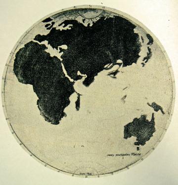 carte postale anglaise, J.M.Flagg, 1913.jpg