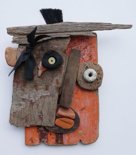 Assemblage par Christian Pinault, site web de Hang-Art,2009.jpg