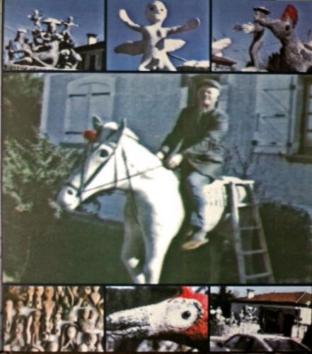 Luigi Buffo dans Les Excentriques de l'Assiette Anglaise de Jean teulé, 1989.jpg