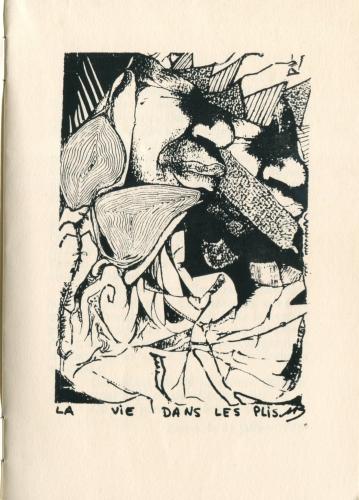 La vie dans les plis, 29,7x21 cm, 1985 (ill pour Prose au lit).jpg