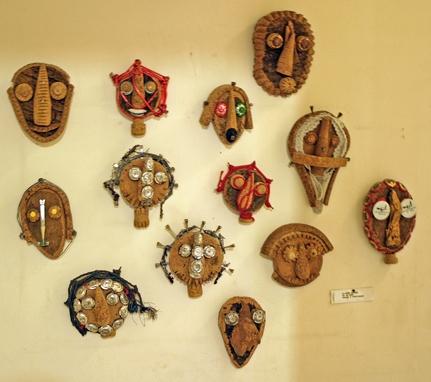 Claude Massé,des patots au Musée de la Création Franche.jpg
