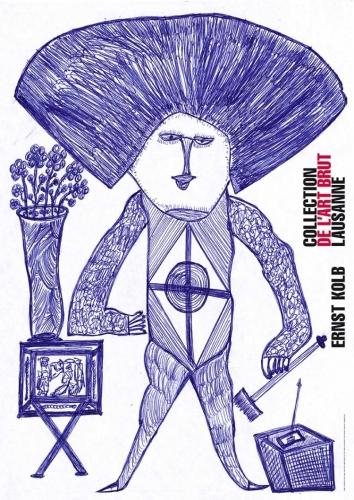 Affiche expo Kolb à la  CAB février 18.jpg