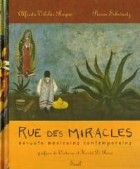 Rue des miracles couverture du livre de Pierre Schwartz, Ed. du Seuil,2003.jpg