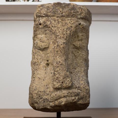 sculpture populaire anonyme, art brut, art immédiat, jan krizek, autodidacte, lippue, désabusé