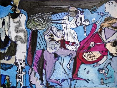 Naïf,musée D'art Naïf et d