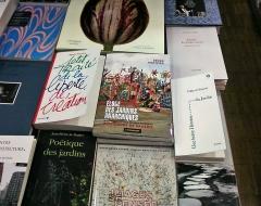 Eloge des jardins anarchiques à la librairie L'arbre à lettres, République