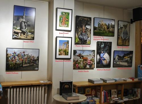 le gazouillis des éléphants,environnements populaires spontanés,bruno montpied,salon l'autre livre,librairie atout-livre,éditions du sandre