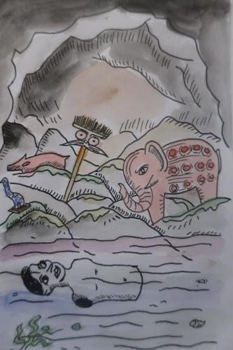Illustration pour un rêve de mars 21.JPG