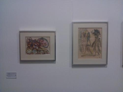 les cahiers dessinés l'exposition,halle saint-pierre,frédéric pajak