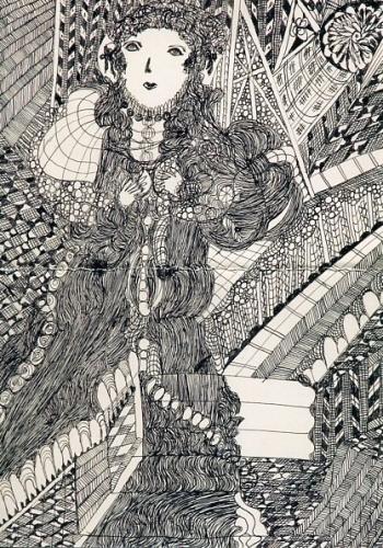 art contemporain merveilleux,le carla-bayle,anne billon,la maison sous les paupières,mélissa tresse,art animalier,curzio di giovanni,art brut italien,lucienne peiry,helmut nimcewski,l'atelier-musée fernand michel,corrida,jacques burtin,goya,berthe coulon