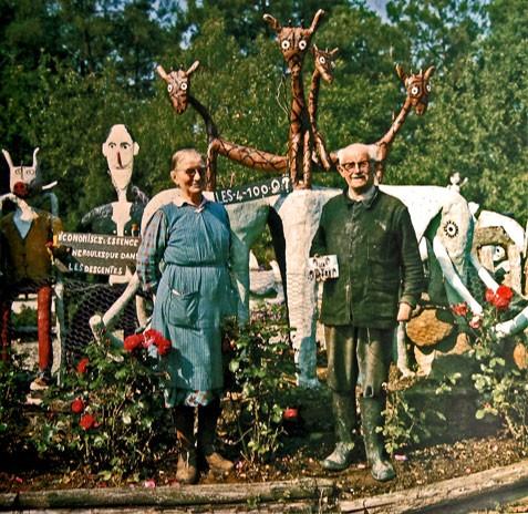 Fernand et Marie-Louise Châtelain, photo Clovis Prévost, années 70.jpg