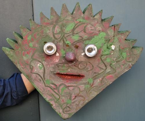 Marcel Vinsard, masque vert, vers 2013 (2).jpg