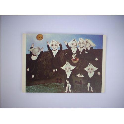 Le pique-nique, carte postale MAN Flayosc, vers 73.jpg
