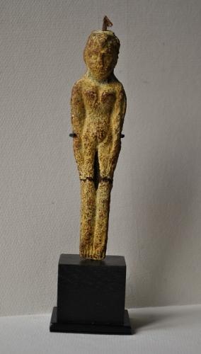 Anonyme, statuette chamanique (Birmanie) taillée dans une graine en prévision de sa germination, 15 cm (2).jpg
