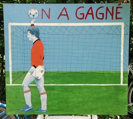 Anonyme, Panneau commémoratif Club de Football amateur, 1982,verso.jpg