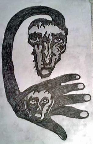 josé guirao,dessin,autodidacte,photos de josé guirao,art singulier