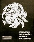 Asger Jorn, couverture du catalogue de l'exposition 10000 ans d'art nordique au musée de Silkeborg en 1995.jpg
