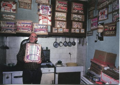Joseph Vignes dans sa cuisine, photo Bourbonnais.jpg