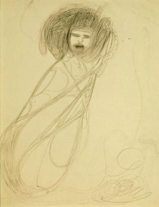 Fernand Desmoulin, dessin exposé chez Christian Berst, 1900-1902.jpg