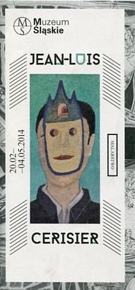 jean-louis cerisier,art naïf,figuration poétique,primitivisme lavallois,jacques reumeau musée de silésie de katowice,sonia wilk,art singulier