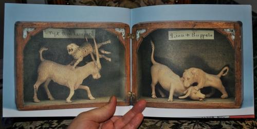 Levi Fisher Ames, oryx et léopard, lion et buffle (2).jpg