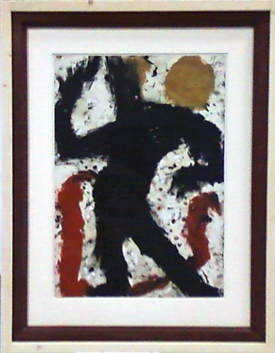 louis soutter,la maison rouge,musée denys puech,art moderne,art singulier,le corbusier