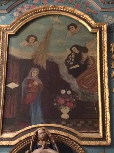 Egliseneuve d'Entraygues, tableau religieux naïf, ph Régis.jpg