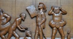 kobus,caricatures,bas-reliefs,le tam-tam,journal satirique,art naïf insolite