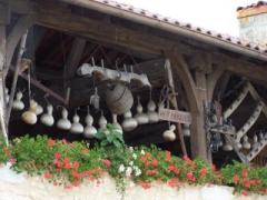 calebasses gourdes pour bergers sur échasses landais, St-Justin (40), blog les tchanques.jpg