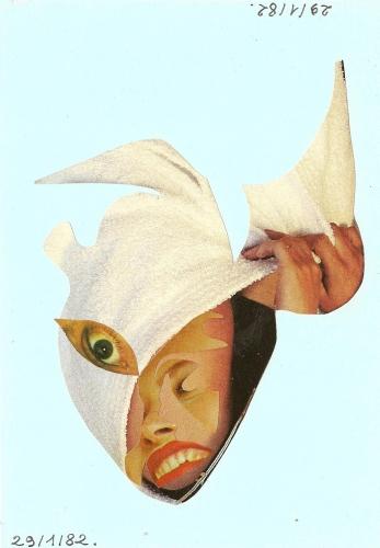 collages,bruno montpied,sorcière,gif,image à double sens