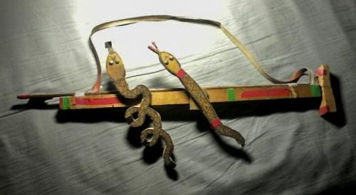 Fusil de Lommel à JG, vers 1985.jpg