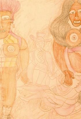 Galerie Objet trouvé, H.Speller, sans titre (détail), 2008.jpg