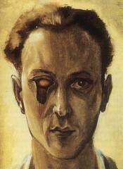 Victor Brauner, autoportrait, 1931.jpg