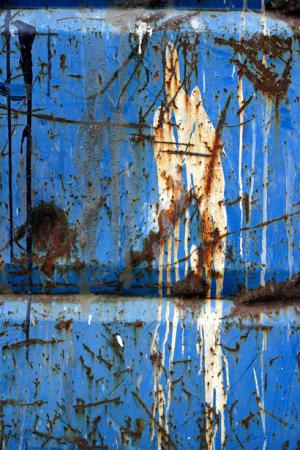 La note bleue, photo Bruno Montpied, Paris, Tuileries, 2007.jpg