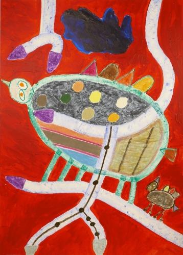 bernard briantais,jean estaque,lflf2015,art singulier,csn,mayenne,création populaire en mayenne,céneré hubert,l'envol,la maison rouge,abcd,art brut,gustav mesmer