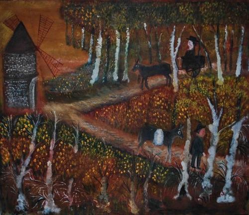 A. Dumas, sans titre (les voyages au moulin), sans date, 90x106 cm, vers alt (2).jpg