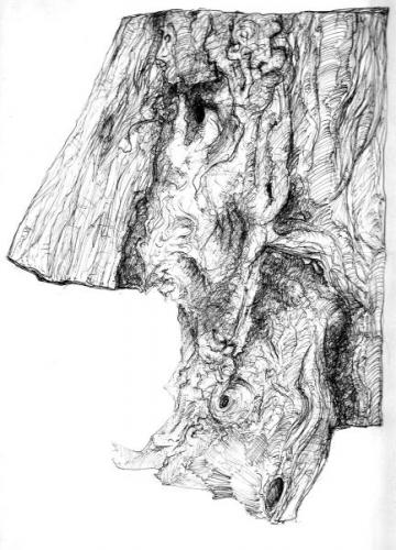 Migas Chelsky, dessin 1, stylo,  2011blog atelier d'artiste.jpg