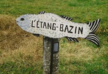 Roger Jeanton,le panneau de l'Etang-Bazin, ph.Bruno Montpied, 2002.jpg