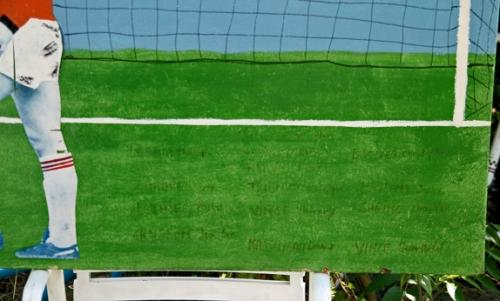 Panneau commémoratif équie de football amateur,1982,les noms des joueurs effacés.jpg