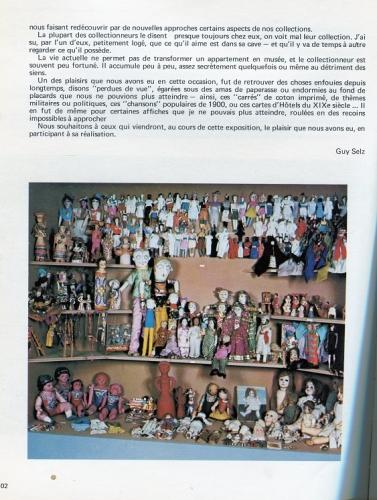 madame zka,guy selz,la brèche n°2,surréalisme,poupées sexuées,poupées,jouets,figueres,caganers,navarette,maquettes de trains,musée de noyers sur serein,jacqueline selz,yvon taillandier,art brut